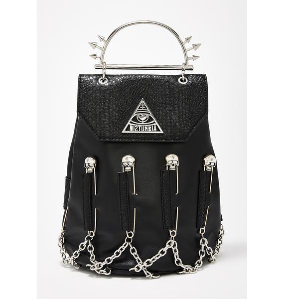 Disturbia Cauldron Bag