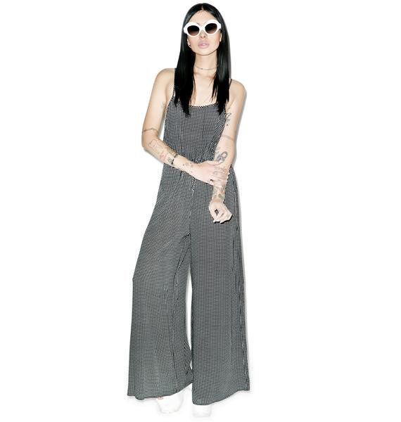 Mink Pink Spot The Difference Jumpsuit
