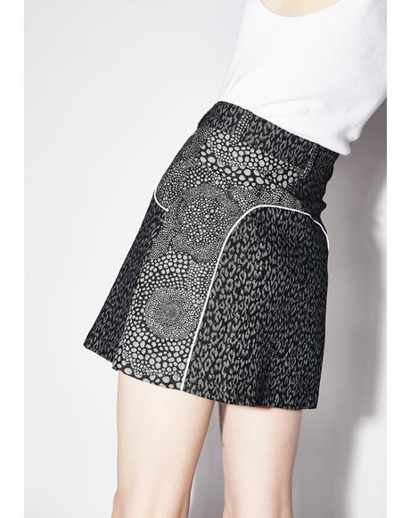 Duo Mini Skirt