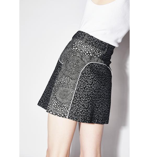 Somewhere Nowhere Duo Mini Skirt