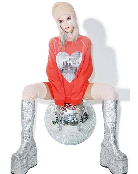 My Disco Heart Sommers Sweater