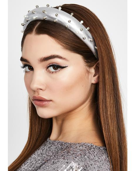 Total Knockout Pearl Headband