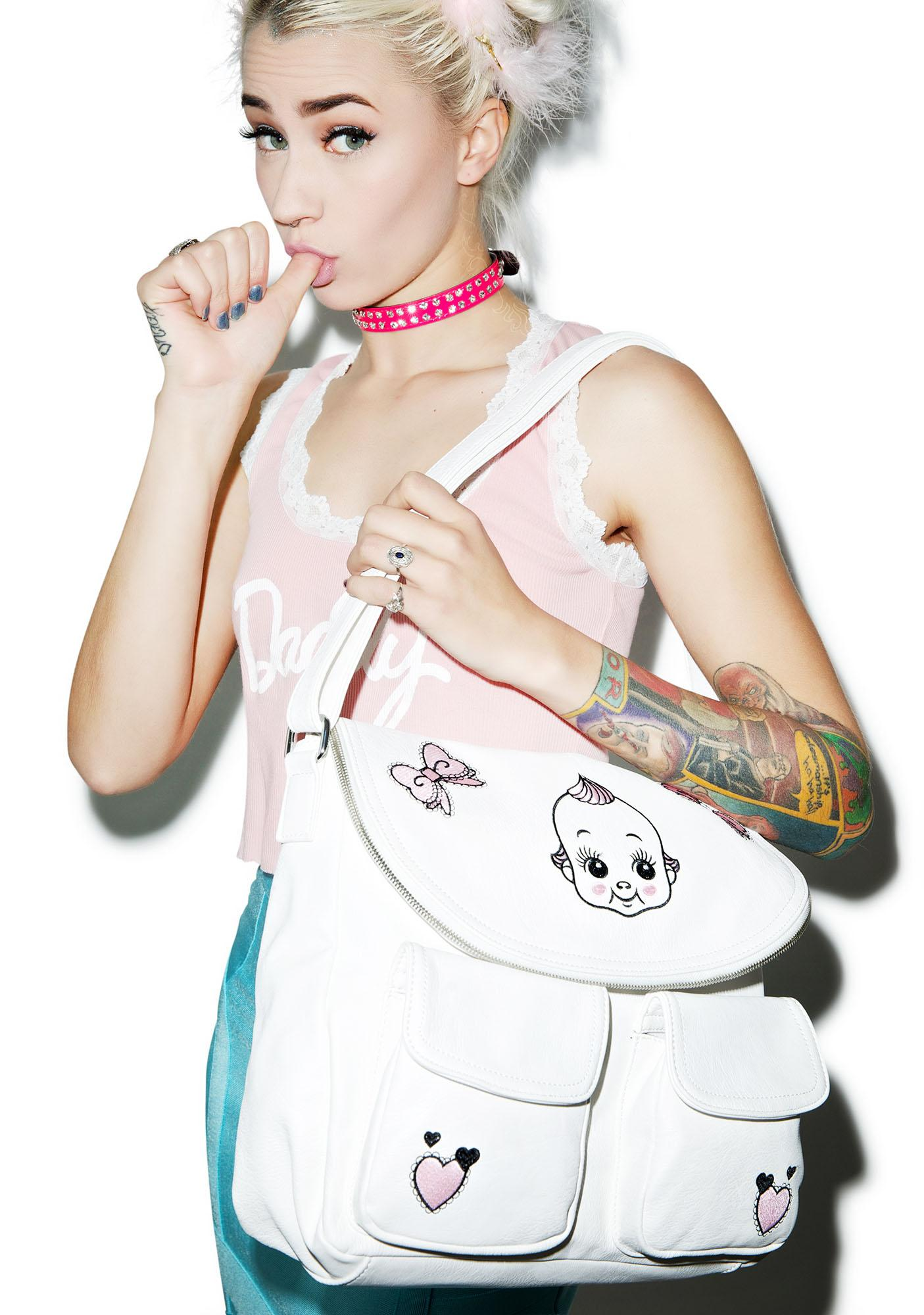 Sourpuss Clothing Baby Doll Nomad Purse