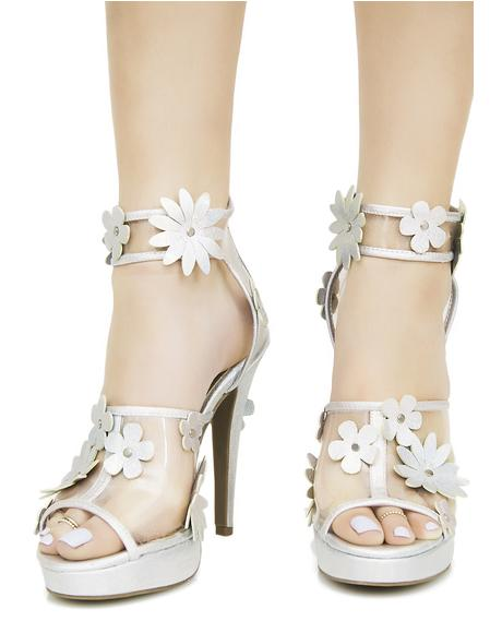 Garden Girl Heels