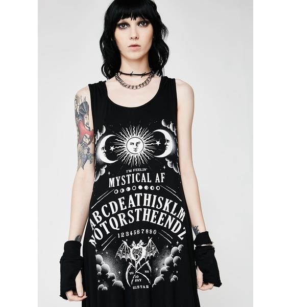 Killstar Not The End Hooded Top