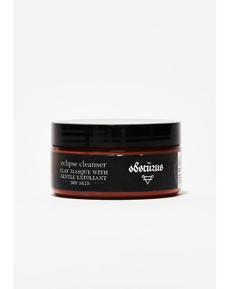 Eclipse Cleanser & Clay Masque- Dry Skin