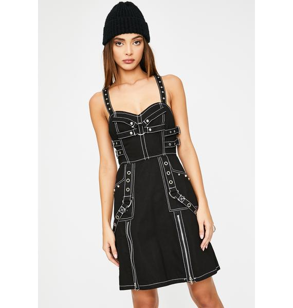 Tripp NYC Super Power Mini Dress