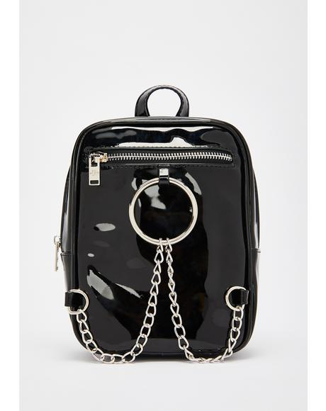 Mercy Street Patent Backpack