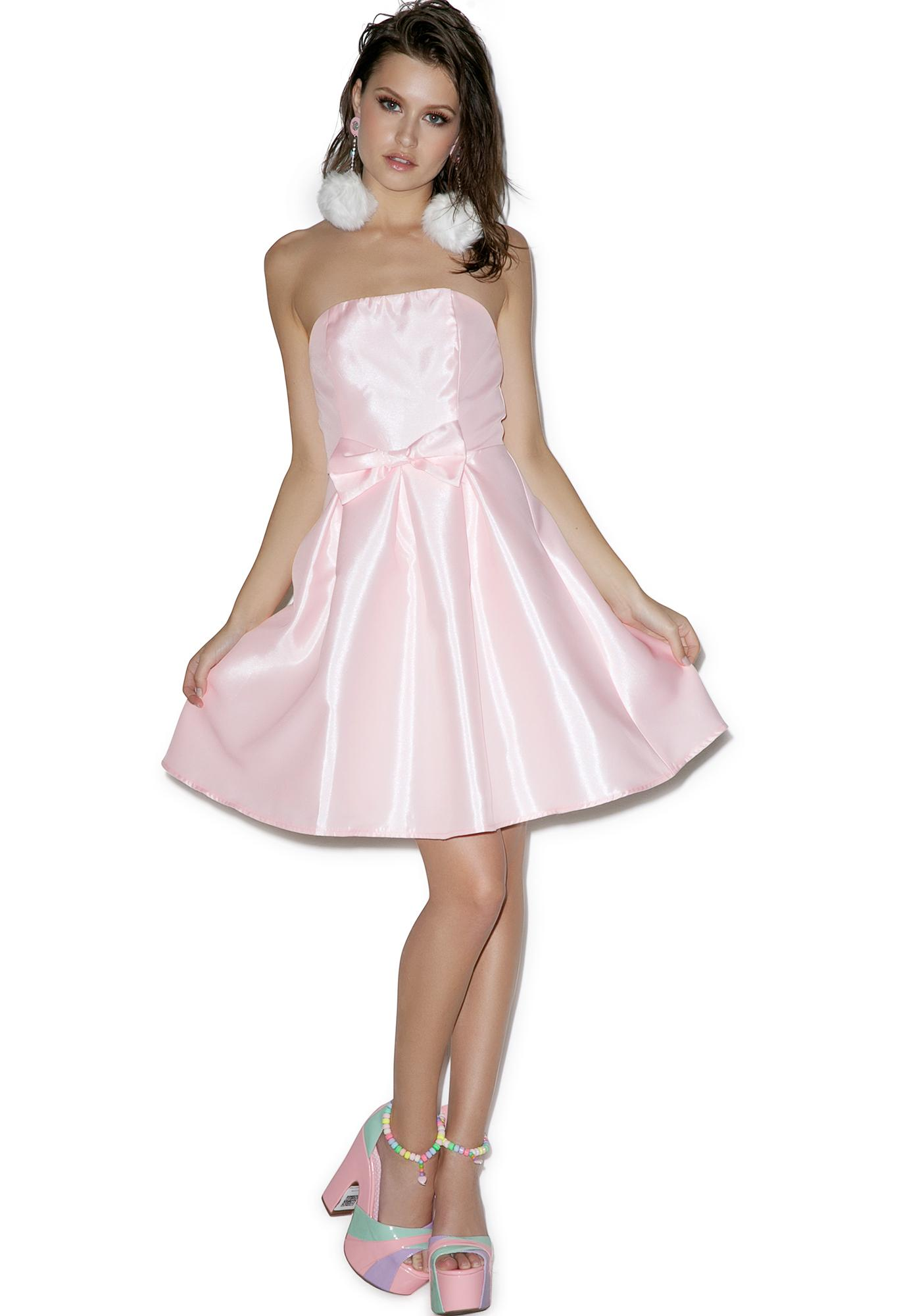 Glamorous Bow Down Dress