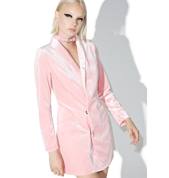 Romantic Gainsbourg Blazer Dress