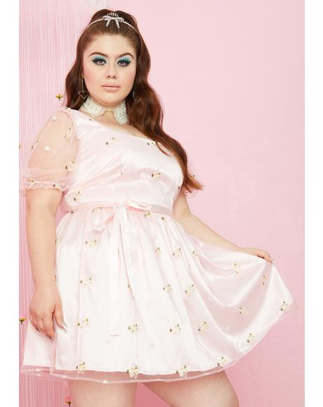 Real Starlet Daze Babydoll Dress