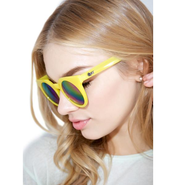 Quay Eyeware Frankie Sunglasses