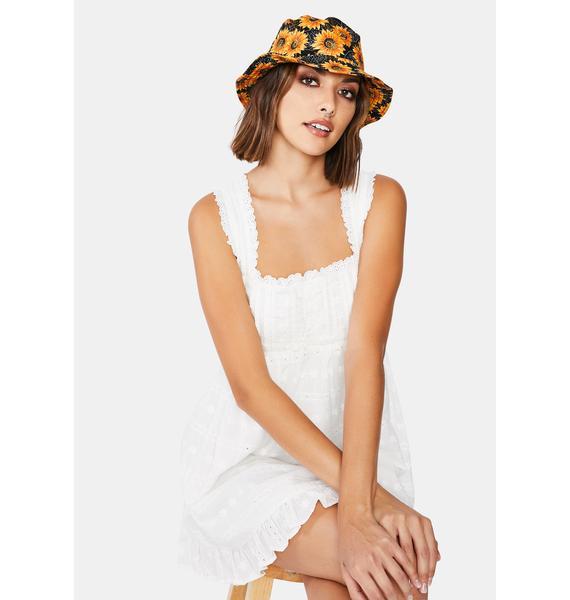Rojas Sunflower Bucket Hat