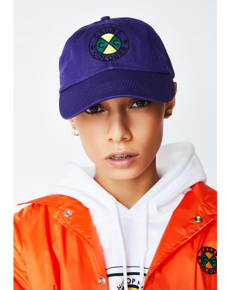 Classic Embroidered Dad Hat