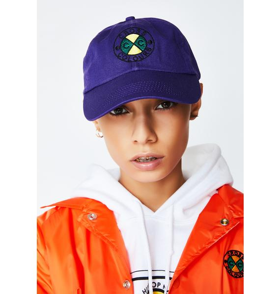 Cross Colours Classic Embroidered Dad Hat