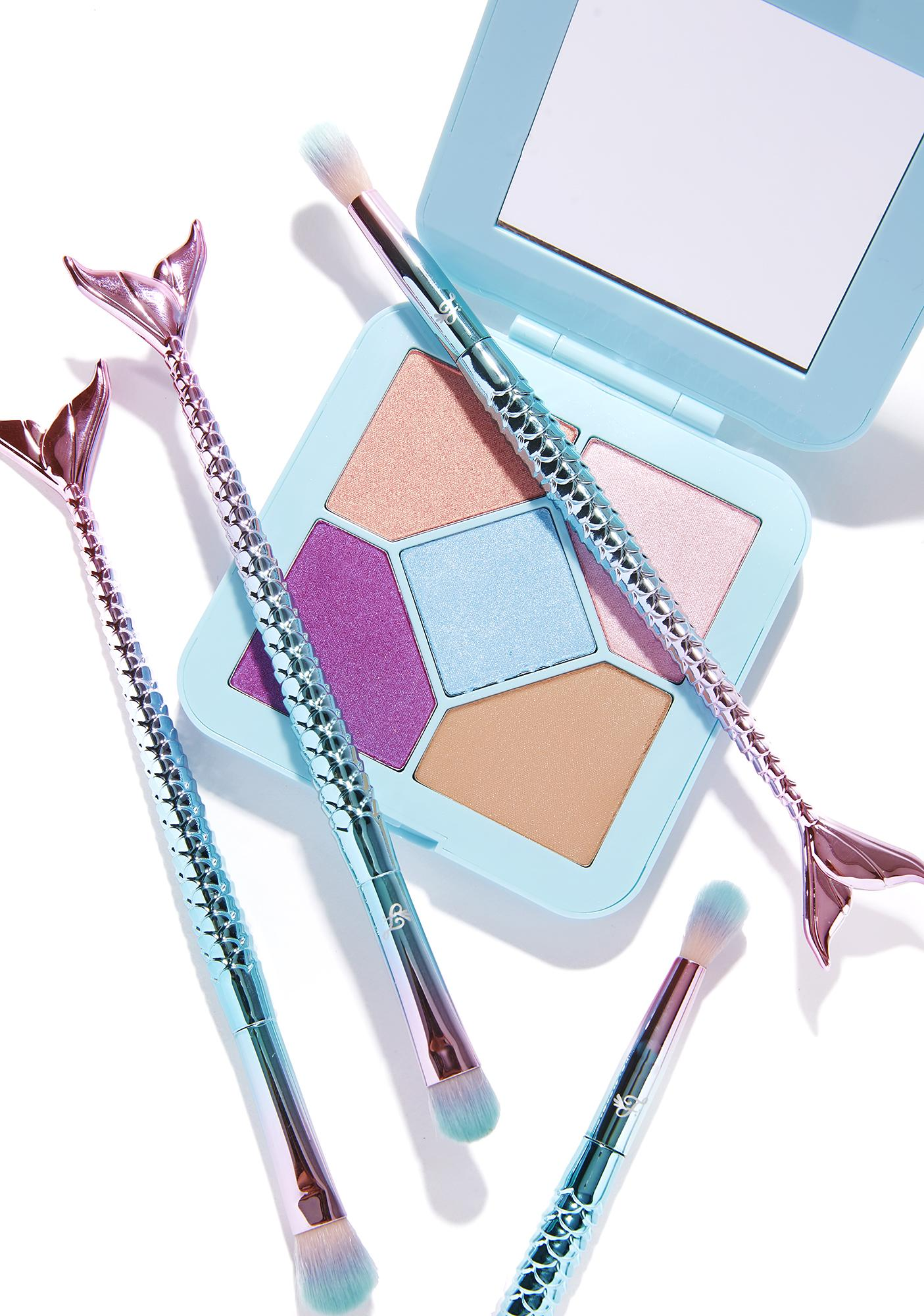 Featherella Beauty Mermaid Jewel Brushes