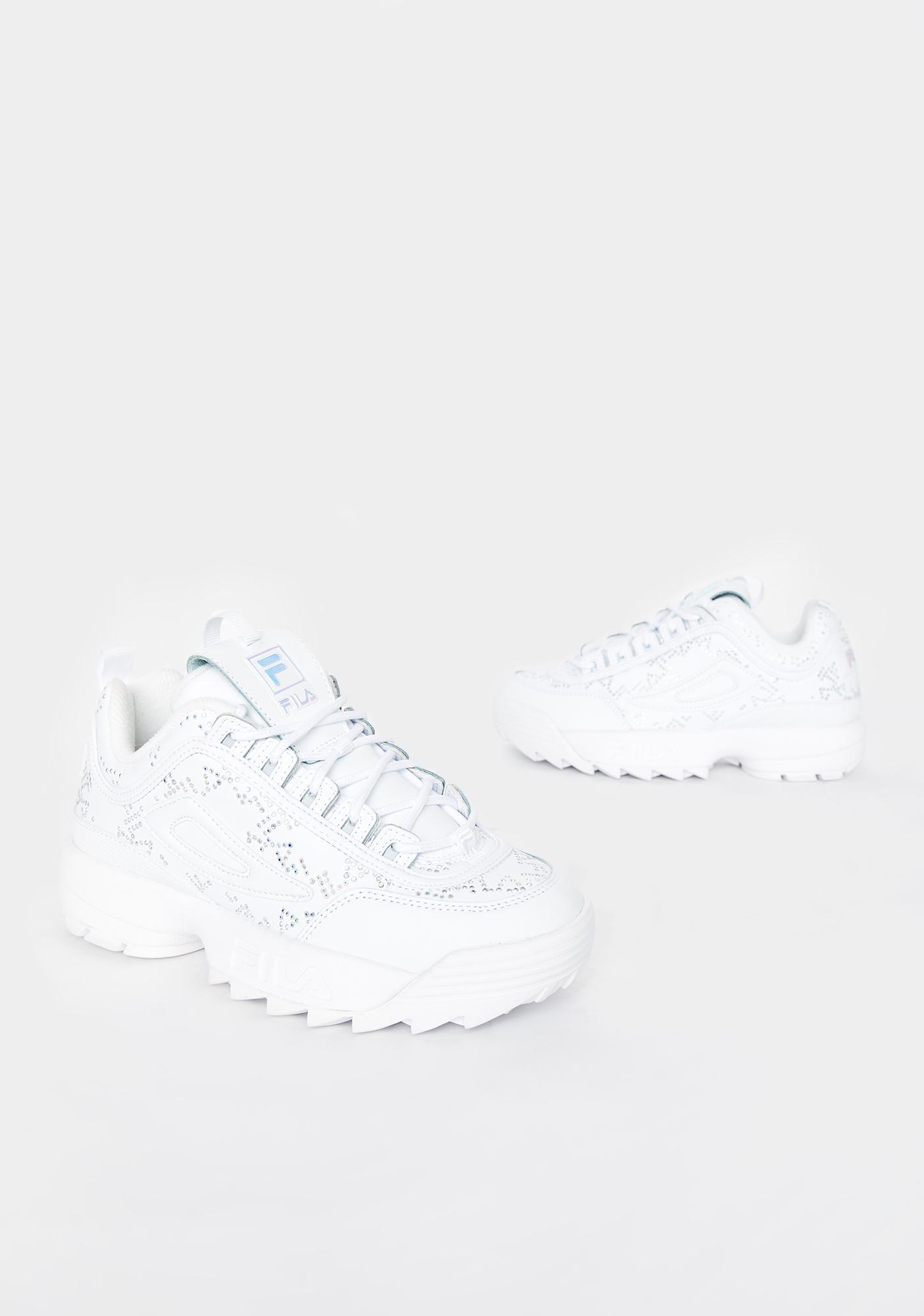 Fila Disruptor II Diamante Sneakers