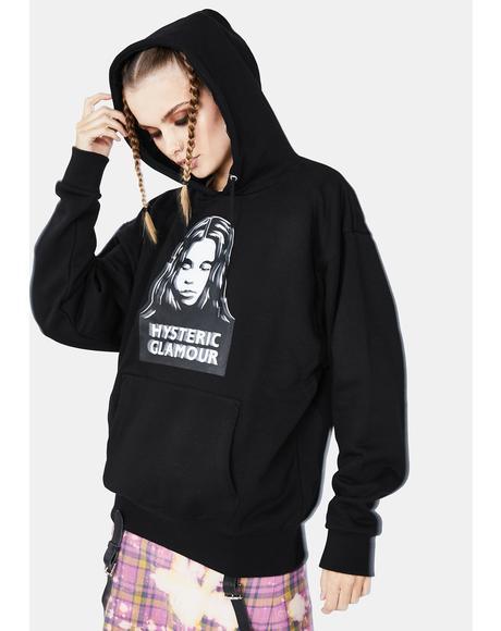X Hysteric Glamour Hoodie Sweatshirt