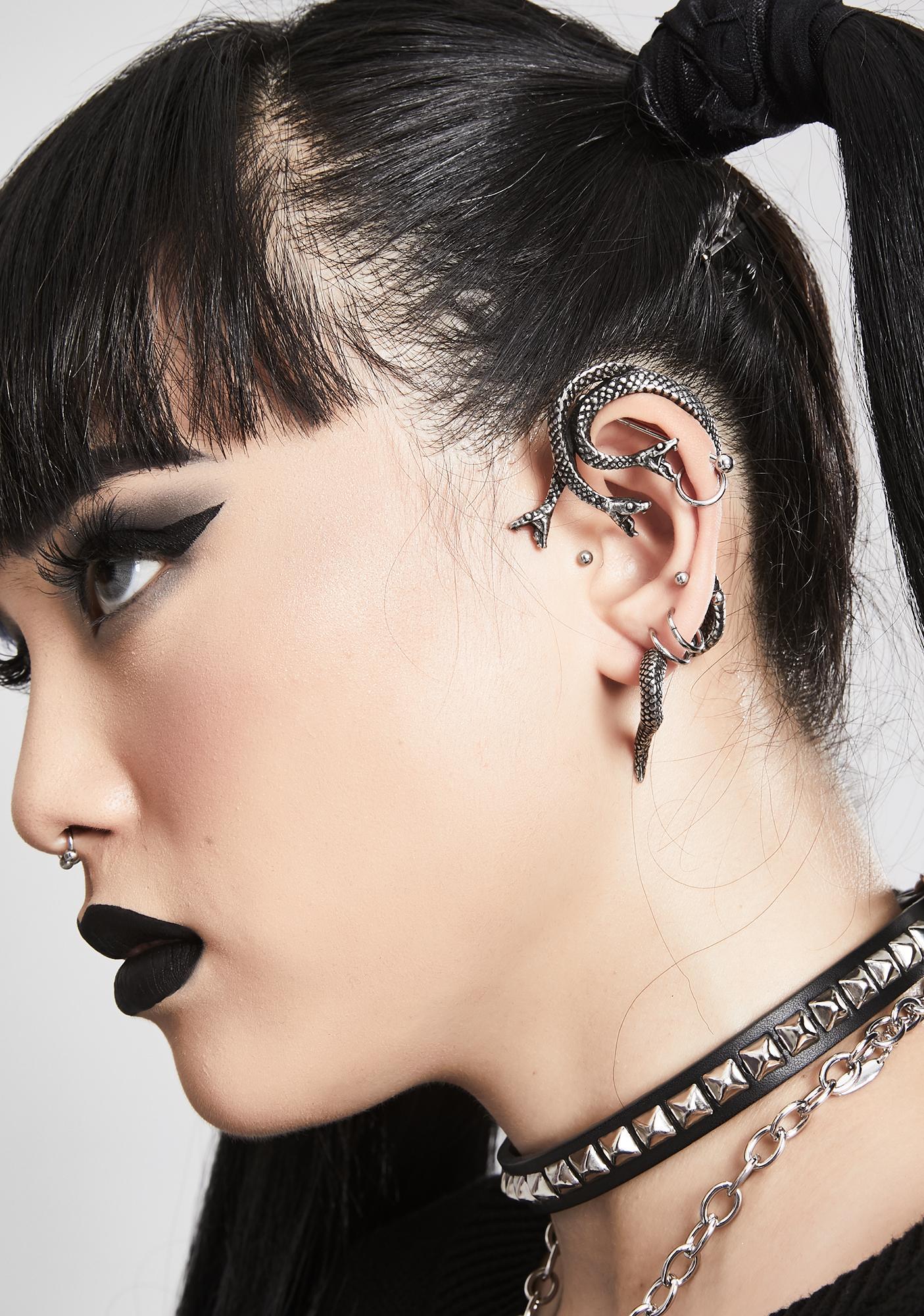 Khthonis Ear Wrap by Alchemy England