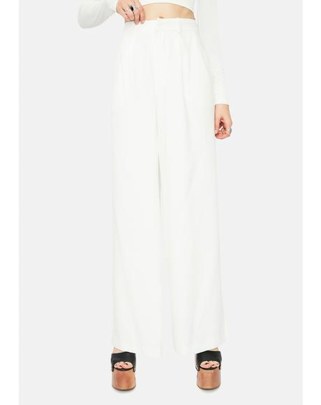 Pure Live Your Truth Flowy Trousers