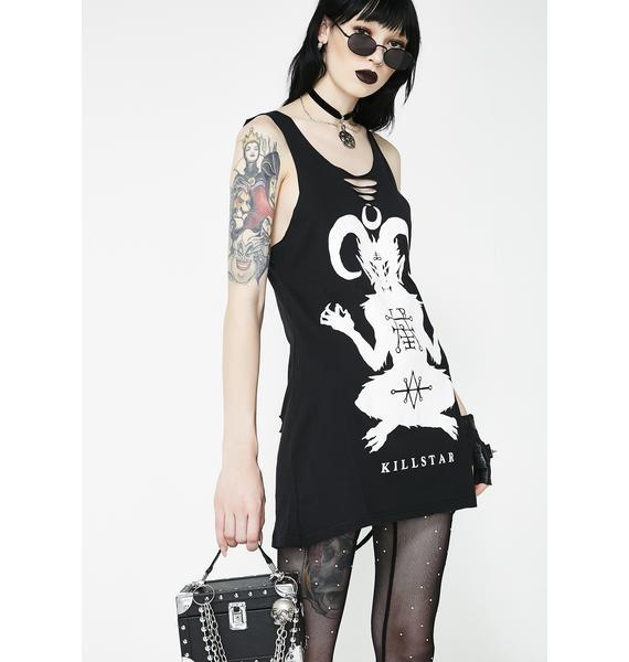 Killstar Demonday Slasher Vest