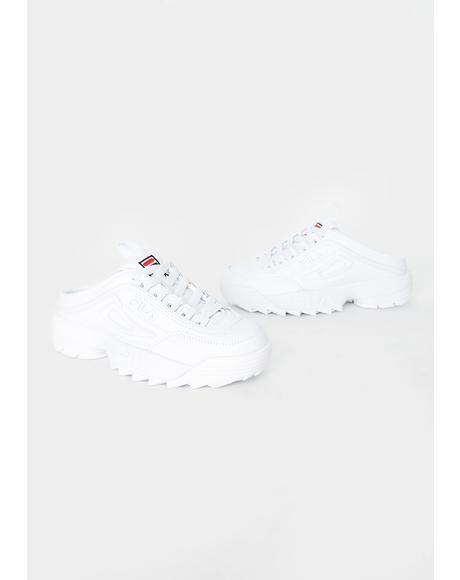 Disruptor II Mule Sneakers
