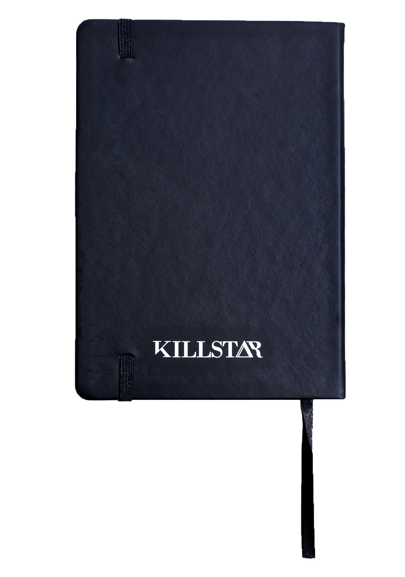 Killstar Got Plans Journal