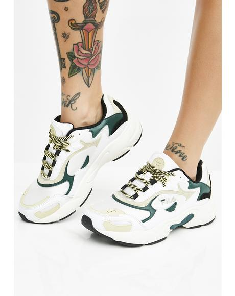 Forest Luminance Sneakers