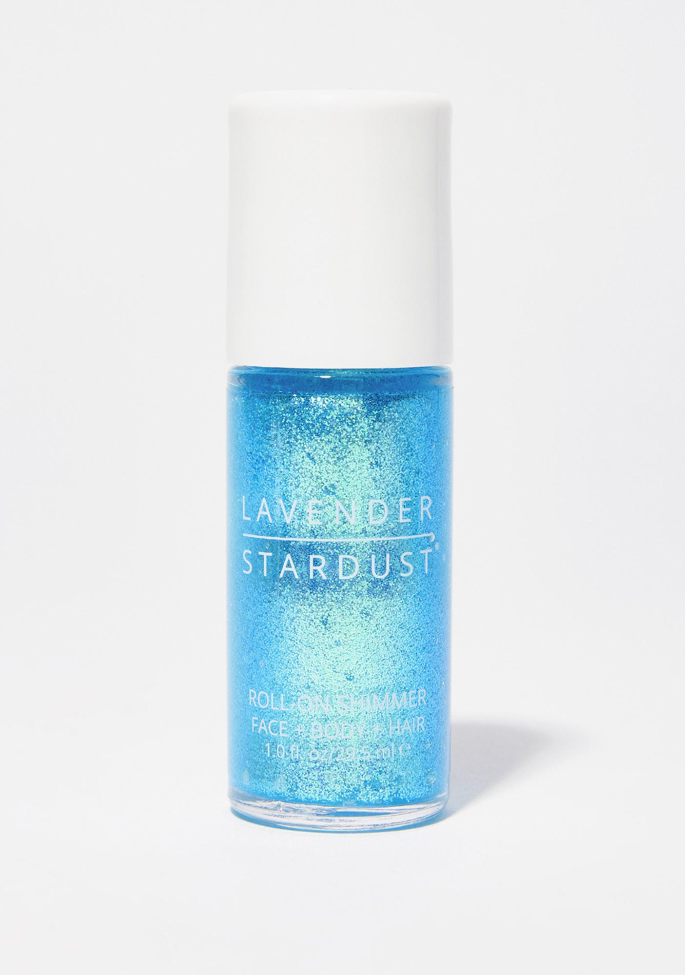 Lavender Stardust Mermaid Roll On Glitter