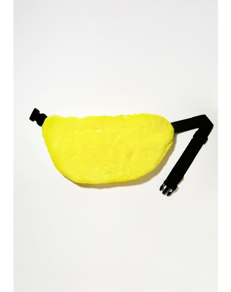 Sunny Plush Baby Fanny Pack