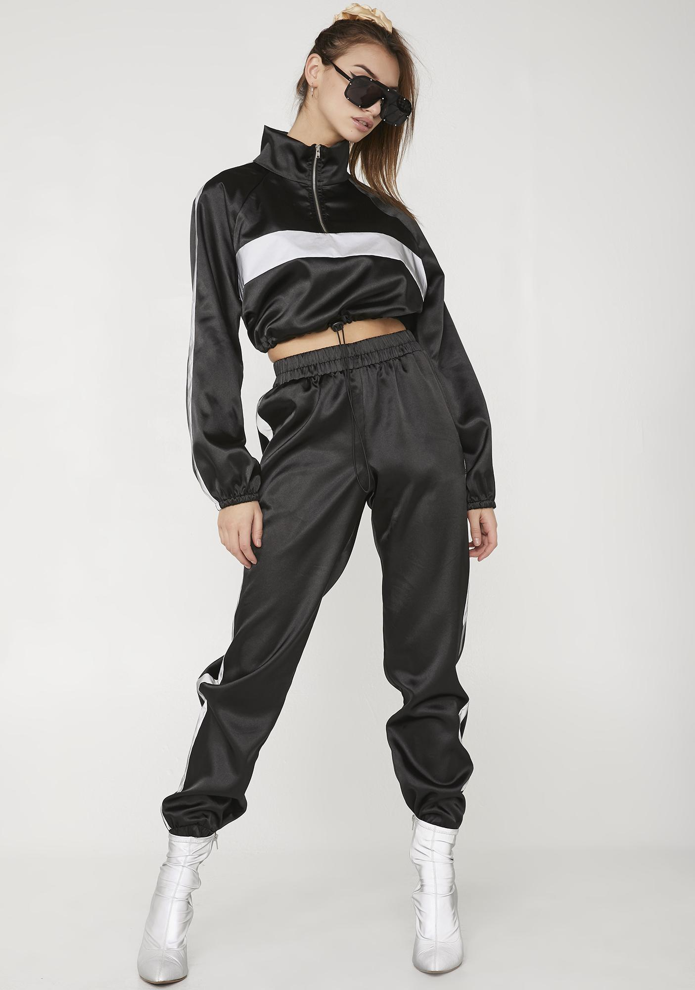 Superior Shine Reflective Tracksuit