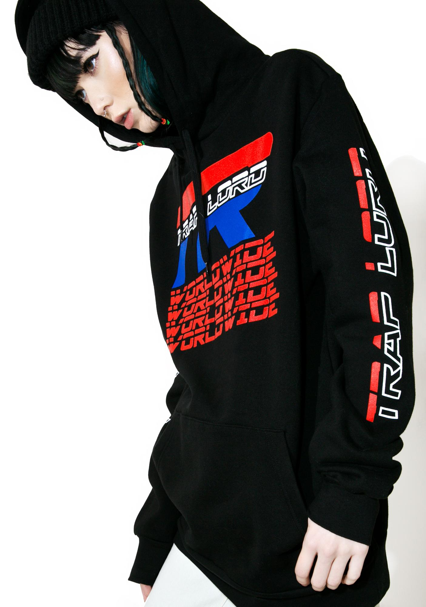 Traplord All City Pullover Hoodie