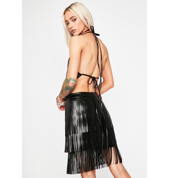 Dare To Deviate Skirt Set