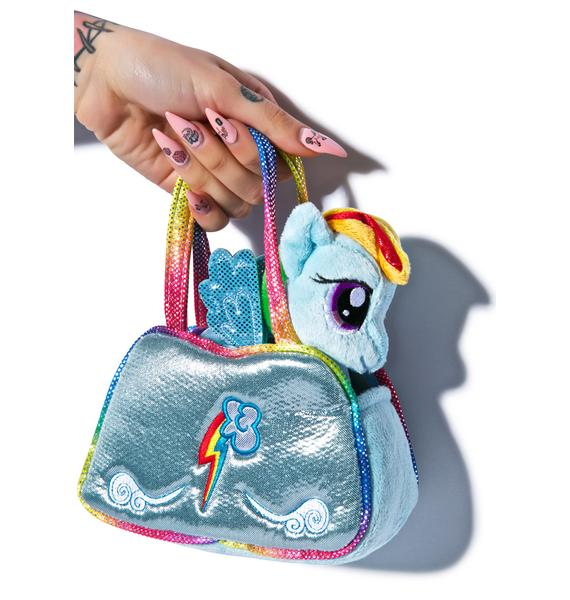 Rainbow Dash Cutie Mark Purse