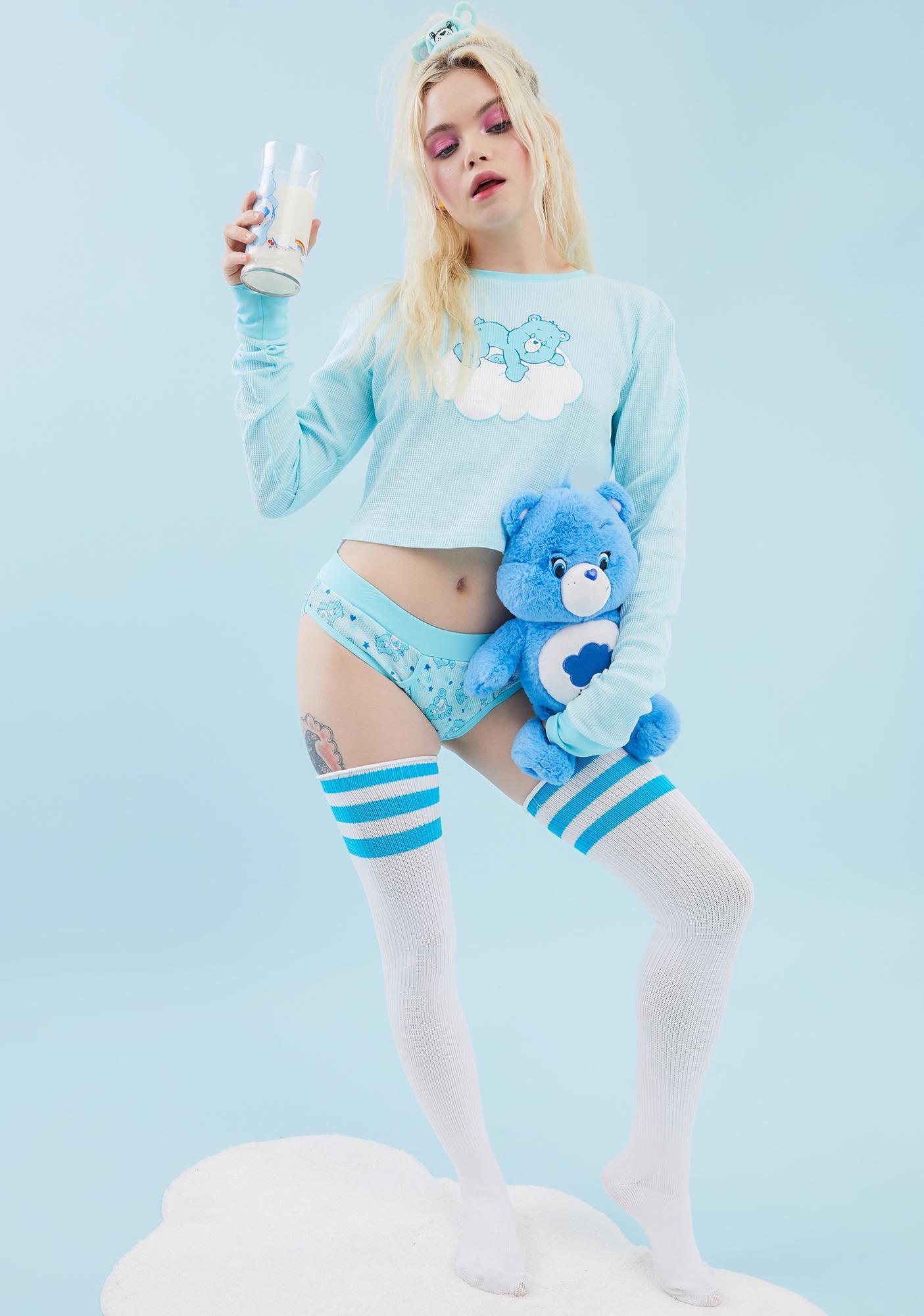 Dolls Kill x Care Bears Cuddle Puddle Brief Undies