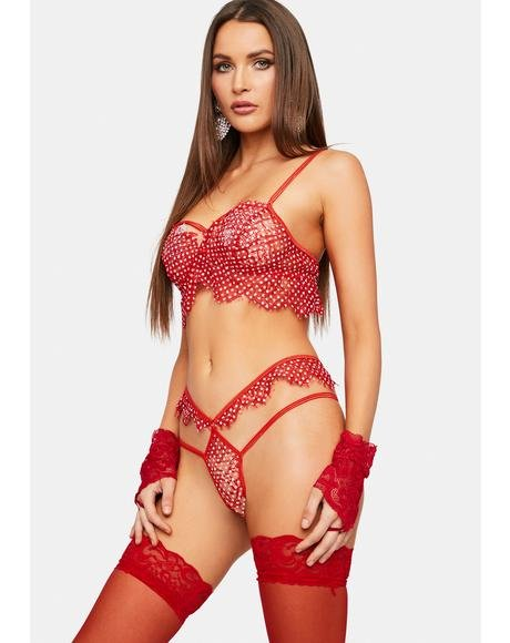Leave It To Me Lingerie Set