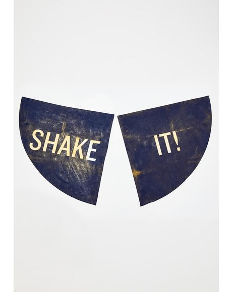 Shake It Firming N' Illuminating Butt Sheet Mask