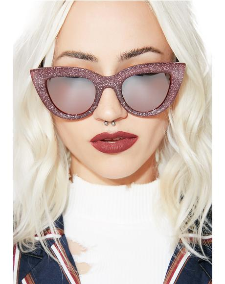 Dazzle Ya Cat Eye Sunglasses