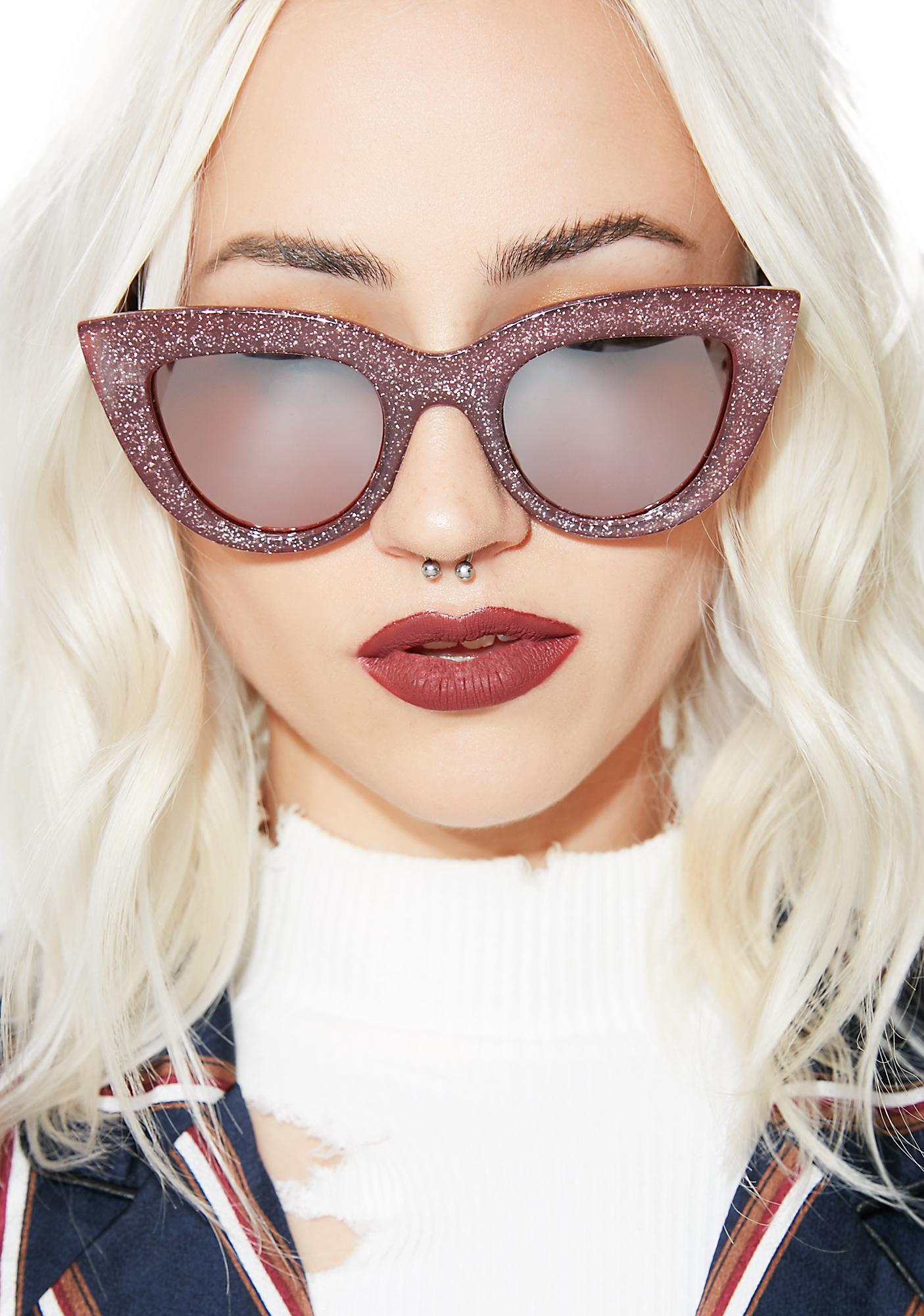 Dazzle Ya Cat Eye Sunglasses