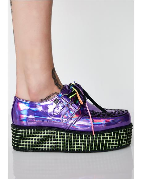 Cyberspace Holo Creepers