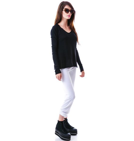 Wildfox Couture Essentials Cozy Raglan