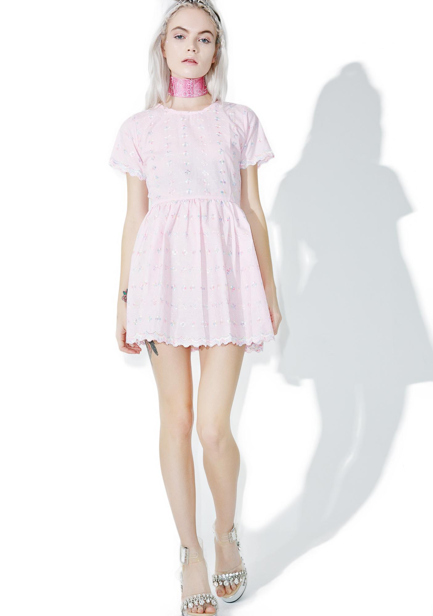 Faerie Queen Babydoll Dress