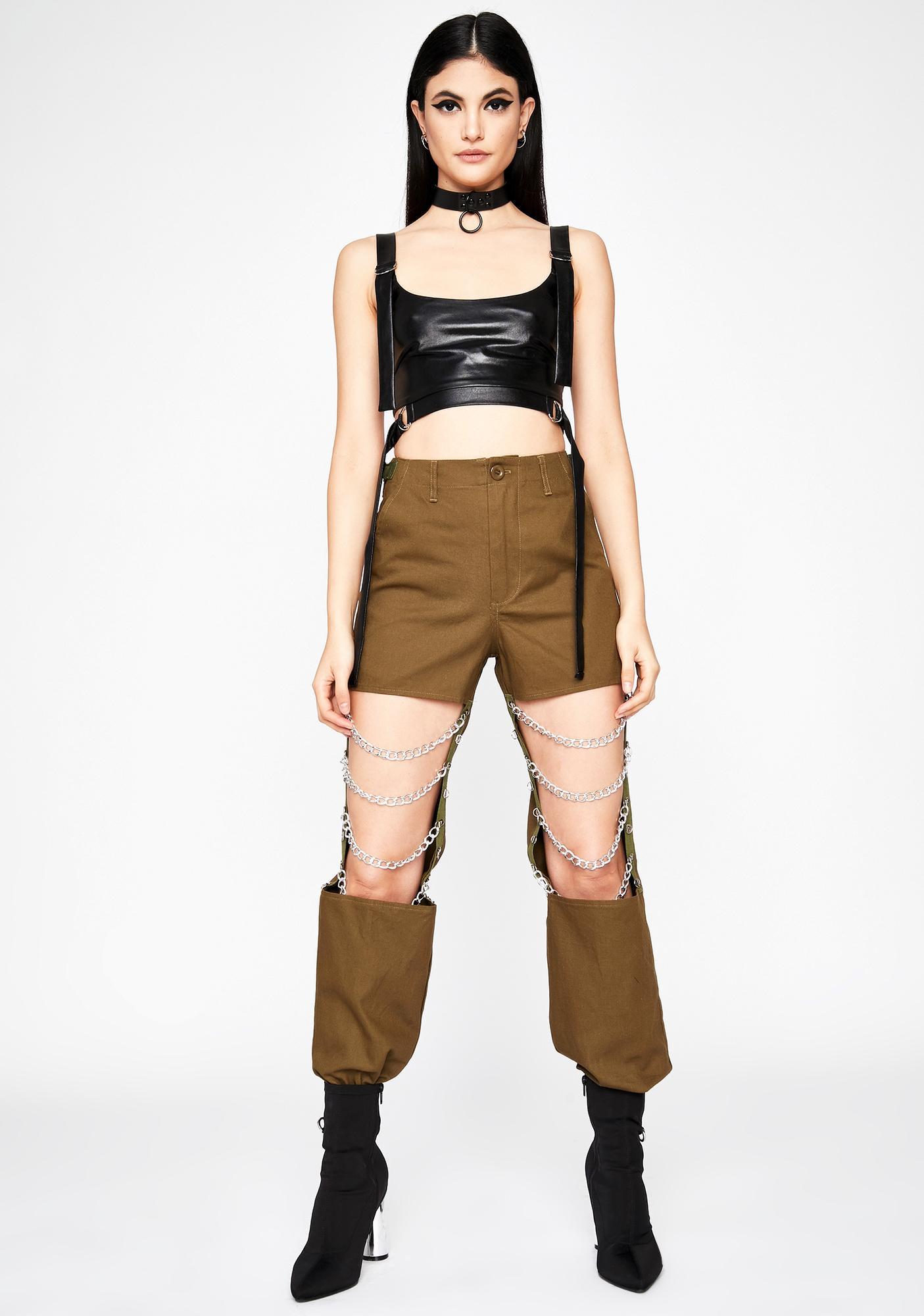 Rad Exposure Chain Pants
