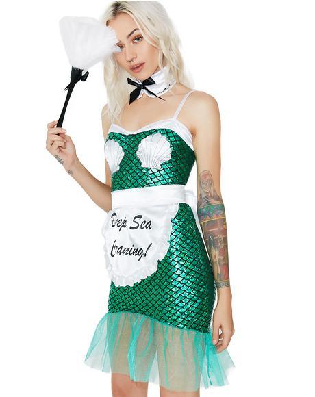Mer-Maid Costume