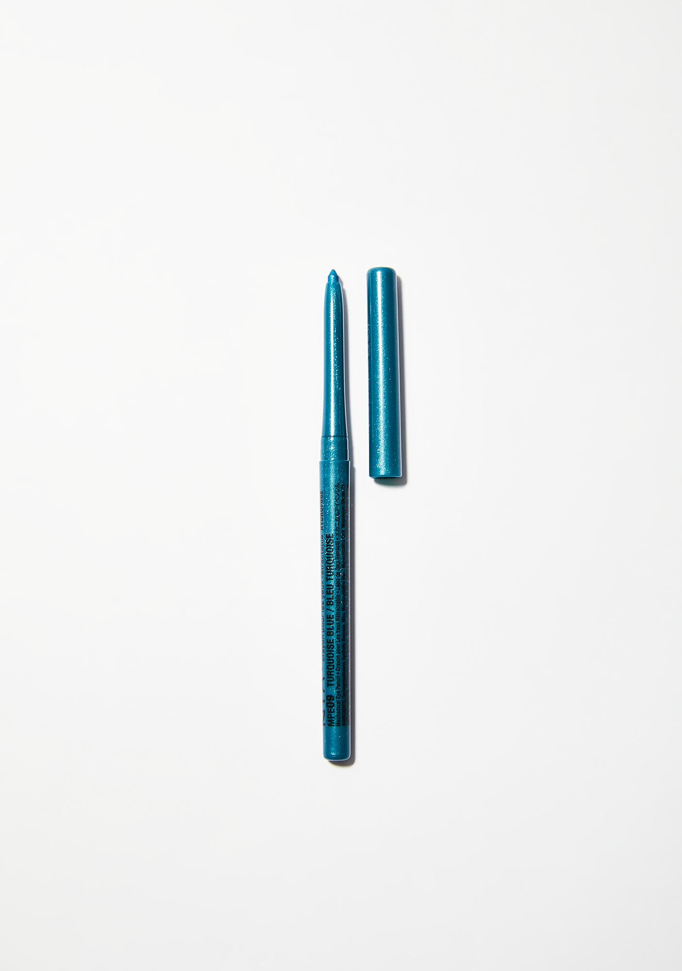 NYX Turquoise Blue Retractable Eye Liner