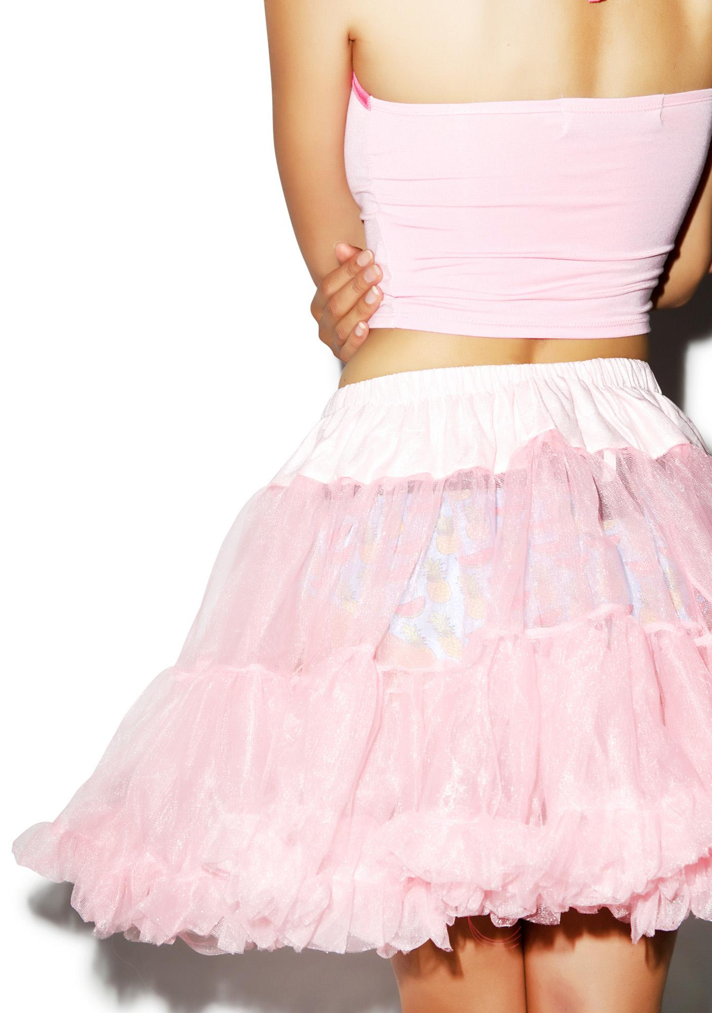 Pretty Princess Petticoat