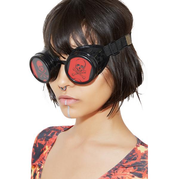 Ultra-Hazardous Goggles