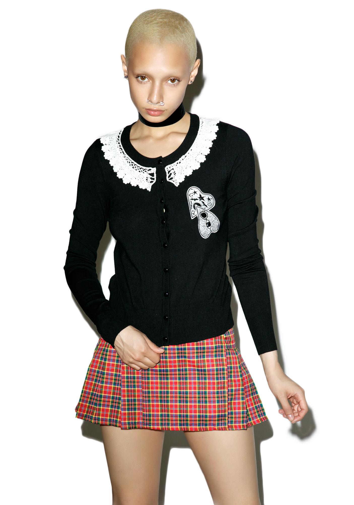 Demonic Games Cardigan