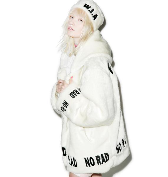 W.I.A Fake And Fur Coat