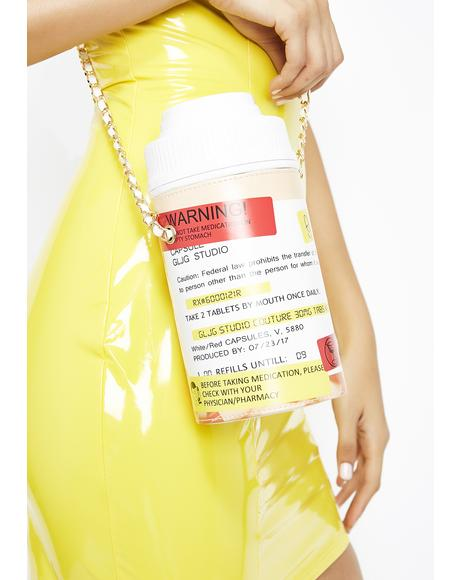 Fashion Overdose Prescription Bag